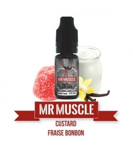 MR MUSCLE – Black cirkus