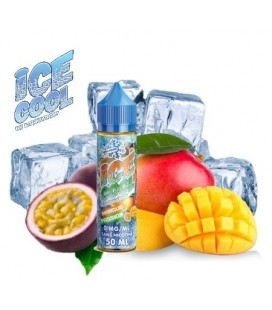MANGUE PASSION 50ML - Ice Cool Liquidarom