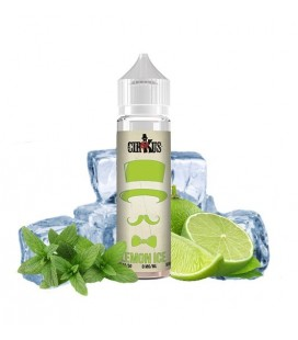 LEMON ICE 50ML - Authentic cirkus VDLV