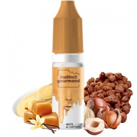NUTS & CUSTARD - Instinct Gourmand Alfaliquid