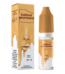 HONEY & MILK - Instinct Gourmand Alfaliquid