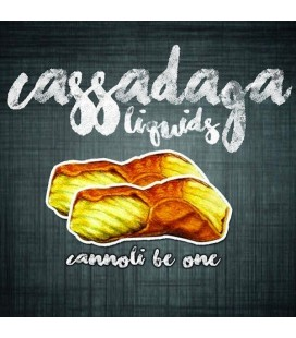 CANNOLI BE ONE – CASSADAGA LIQUIDS