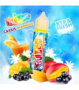 CASSIS MANGUE – FRUIZEE 50ml