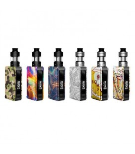 PUXOS 80/100W TC + CLEITO PRO KIT COMPLET - ASPIRE