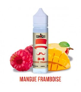 MANGUE FRAMBOISE - Authentic Cirkus 50ml