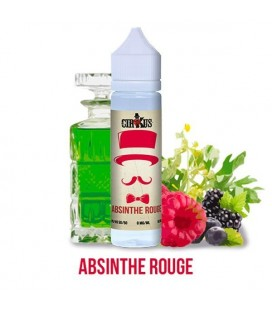 ABSINTHE ROUGE - Authentic Cirkus 50ml