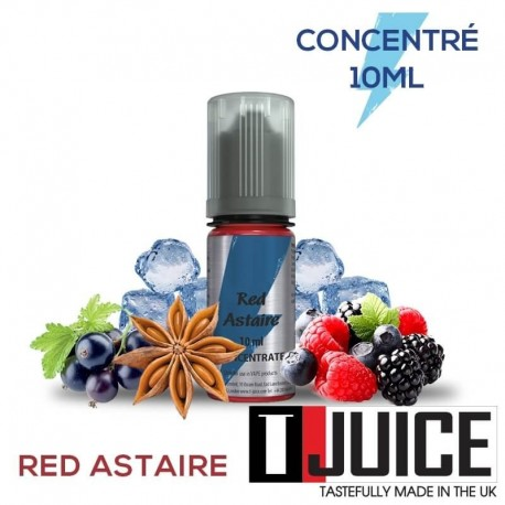 CONCENTRE RED ASTAIRE - T juice