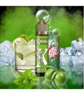 GREEN K 50ML - Knoks