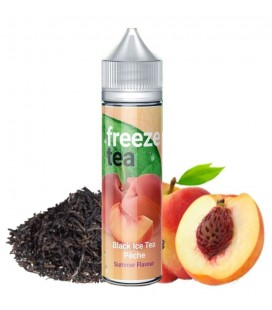 BLACK ICE TEA PECHE 50 ML - Freeze Tea