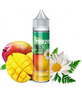 MANGO ICE TEA & CHAMOMILE 50ML - Freeze Tea