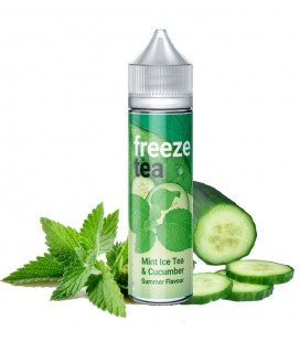 MINT ICE TEA & CUCUMBER 50ML - Freeze Tea