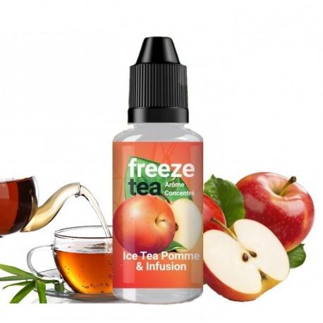 CONCENTRE BLACK ICE TEA POMME ET INFUSION - Freeze Tea